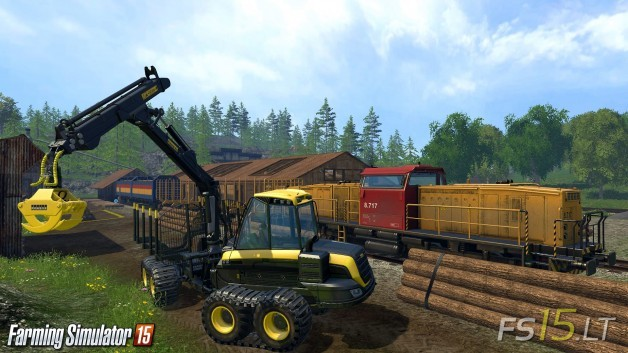 fs15 screenshot