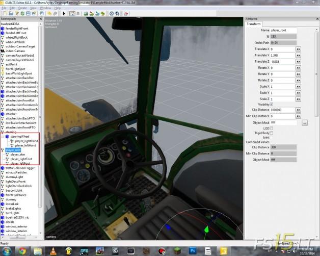 tractor-mod
