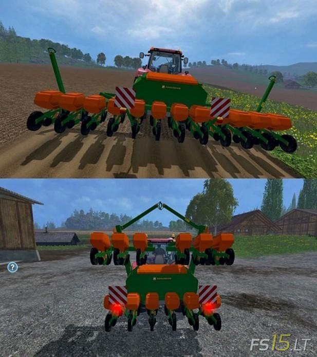 Amazone-Seeder