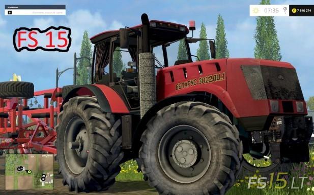 Belarus-3022-DC