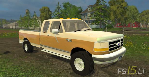 Ford-F-150-XL-4x4