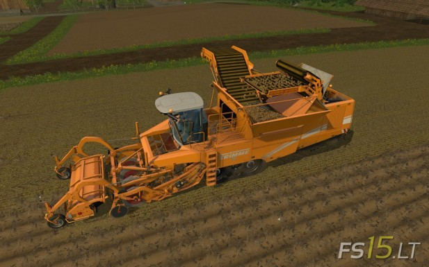 Grimme-Tectron-415-Yellow-Edition