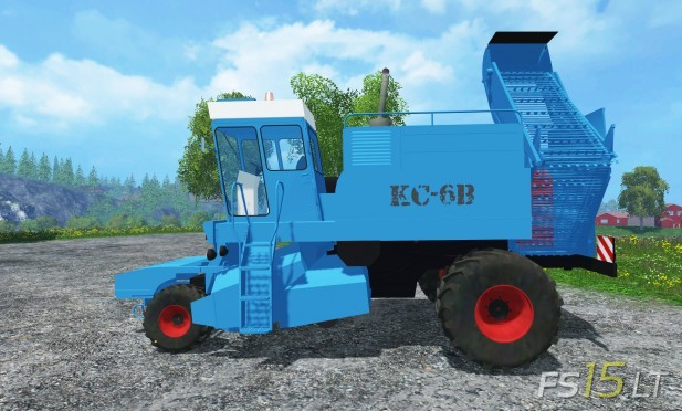 KS-6B-Sugarbeet-Harvester-Clean-2