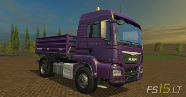 MAN-TGS-18.440-Tipper