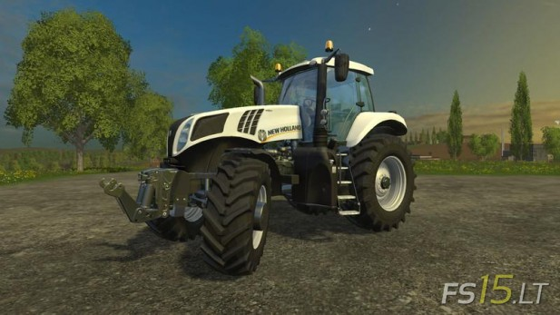 New-Holland-T-8-Ultra-White-v-1.0