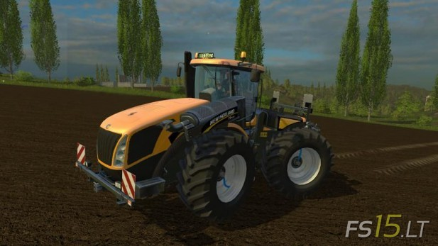 New-Holland-T-9-Yellow-v-1.0