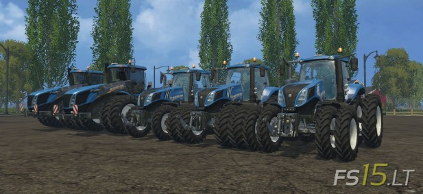 New-Holland-T-Series-Tractors-Pack