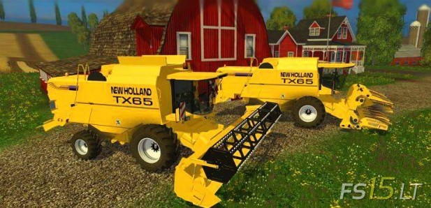 New-Holland-TX-65-v-1.0