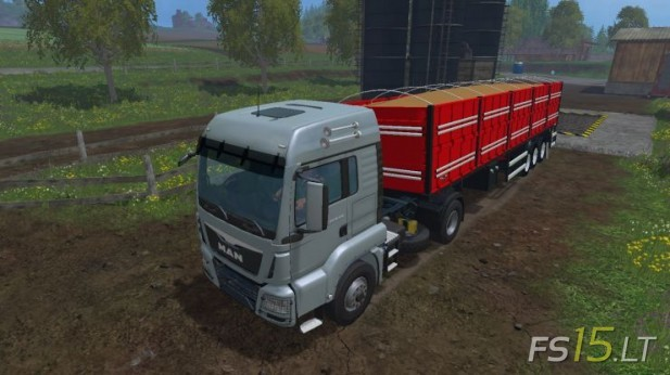 Randon-Line-R-Grain-Trailer