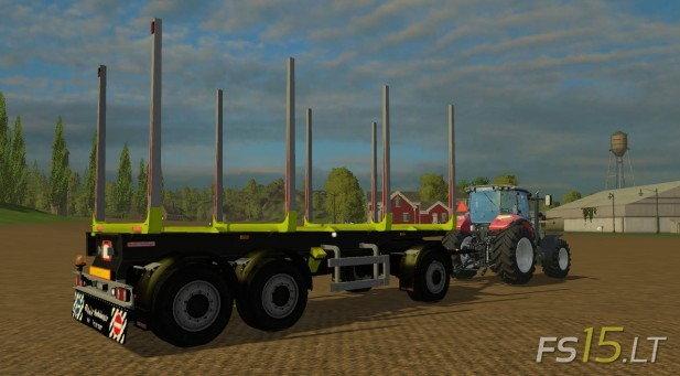 Riedler-Timber-Trailer
