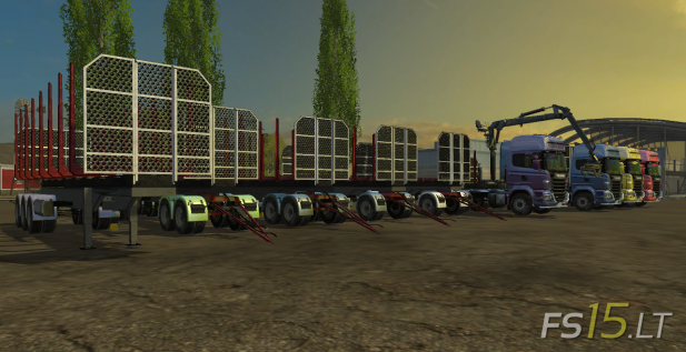 Scania-R-730-and-Timber-Trailers-Mega-Pack-2