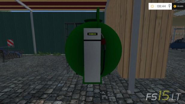 Yard-Gas-Station