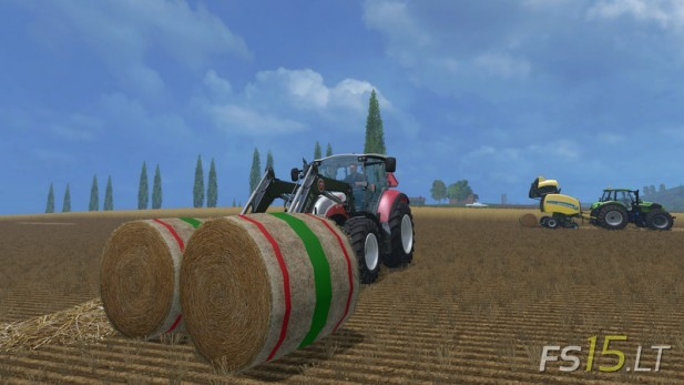 bales texture