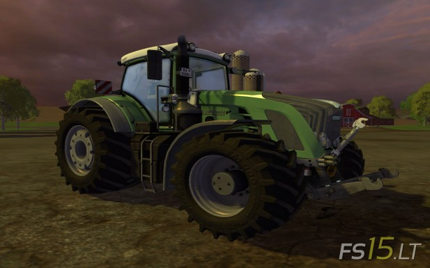Fendt-Vario-933-Green-Edition
