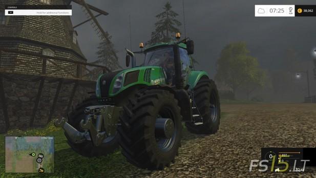New-Holland-T-8320-620-Evo-X-Dark-Green-v-1.1