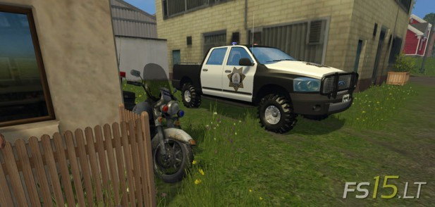 Sheriff-Pickup-Car-v-1.0