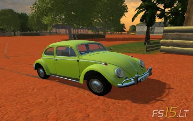 1966-Volkswagen-Beetle