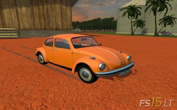 1973-Volkswagen-Beetle