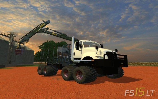 8x8-Log-Truck-v-1.1