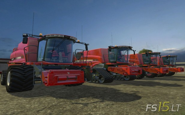 Case-IH-Harvesters-Pack-v-1.3-Fix