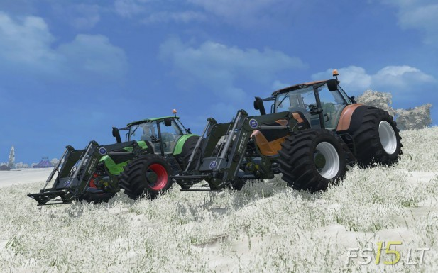 Deutz-Fahr-7250-Forest-King-v-1.0