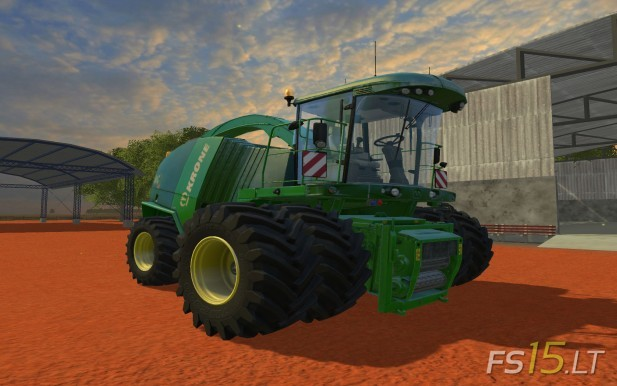 Krone-Big-X-1100-Green-Pack-with-Dynamic-Twin-Fronts-Wheels-1
