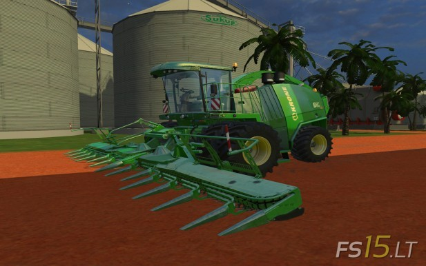 Krone-Big-X-1100-Green-Pack-with-Dynamic-Twin-Fronts-Wheels-2