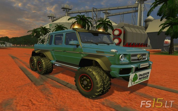 Mercedes-G-65-AMG-6x6-Passion-Paysage-Edition