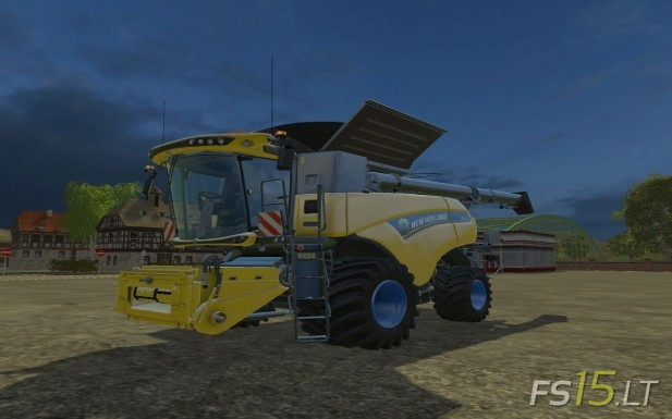 New-Holland-CR-1090-with-Dynamic-Front-Single-Wide-Wheels-v-1.0-1