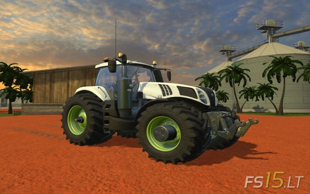 New-Holland-T-8320-620-Evo-X-v-1.1