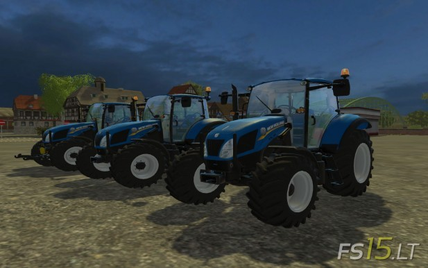 New-Holland-T5 Series-Pack