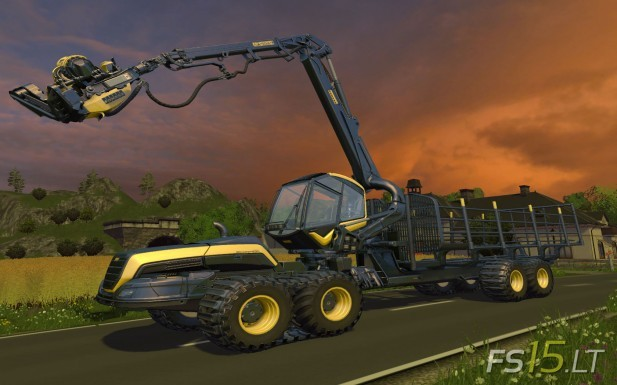 Ponsse-Scorpion-Forestry-Harvester-v-1.1-1