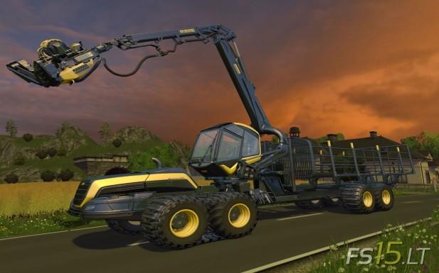Ponsse-Scorpion-Forestry-Harvester-v-1.1-1