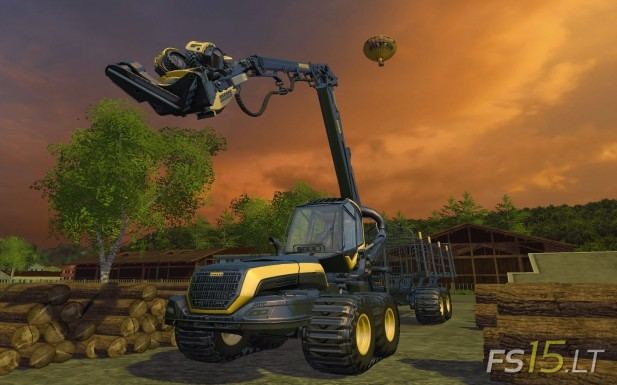 Ponsse-Scorpion-Forestry-Harvester-v-1.1-2