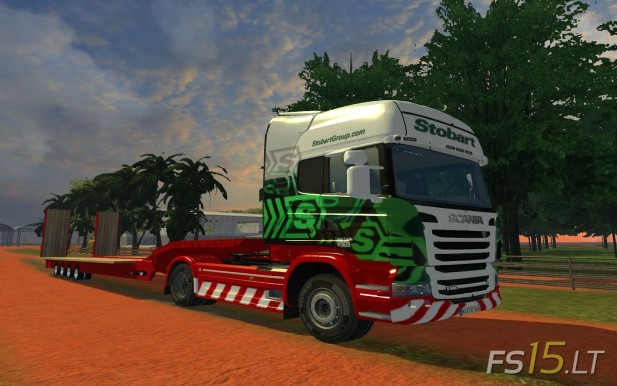 Scania-R-560-Stobart-Edition+Goldhofer-Trailer-1