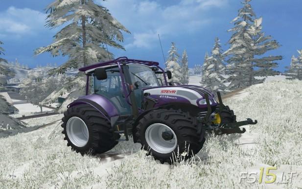 Steyr-4115-Multi-Forestry-v-1.0