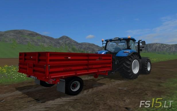 Agrics-NS-3