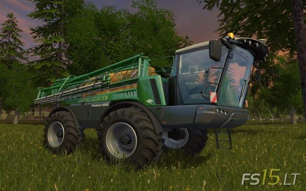 Amazone Pantera 4502 V 1 2 Fs15 Mods Fs15 Lt