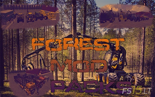 Big-Forest-Mod-Pack