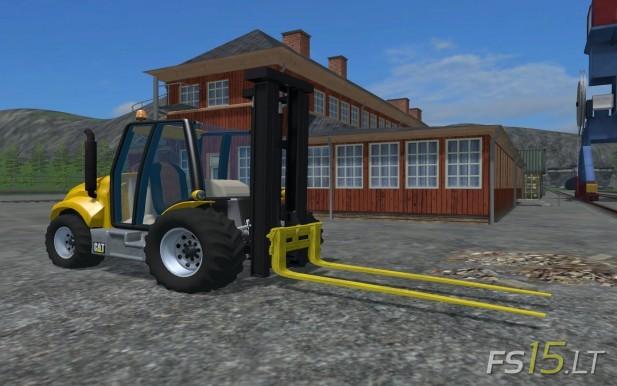 Caterpillar-Forklift-Pack-v-1.0