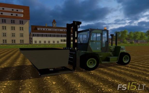 Clark-Forklift-C-80