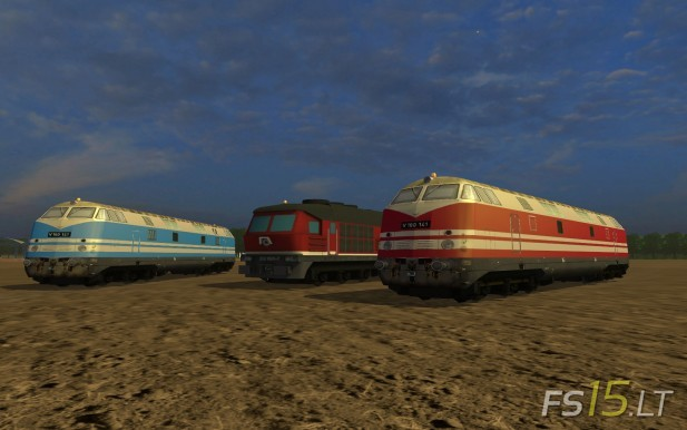Diesel-Locomotives-Pack