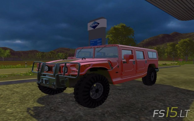 Hummer-H1-Alpha
