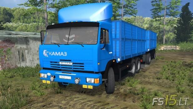 Kamaz-45143+Nefaz-8560-Trailer