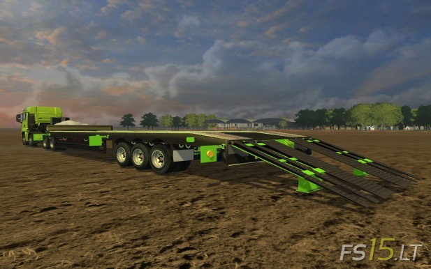 Low-Loader-Transporter-Trailer-v-1.1