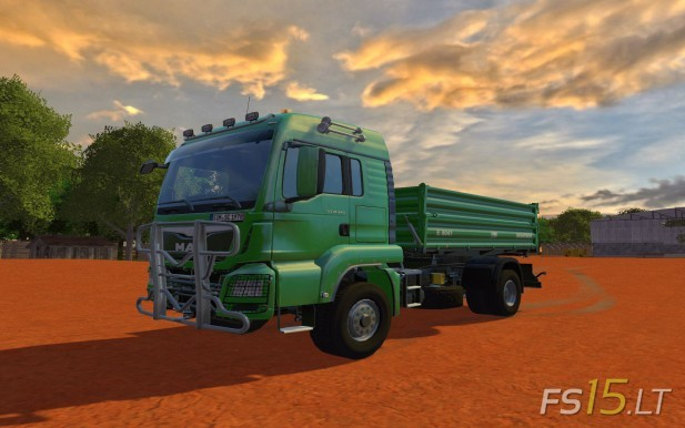 MAN-TGS-Kipper-with-Trailer-v-1.0