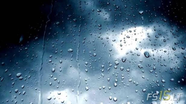 New Rain Sound v 1 0 | FS15 mods - FS15 LT