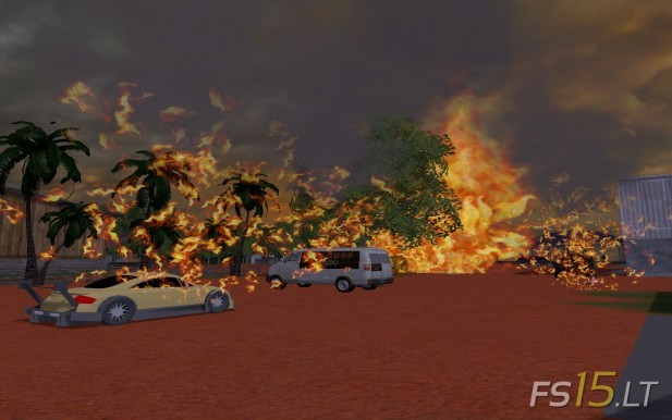 Placeable-Fire