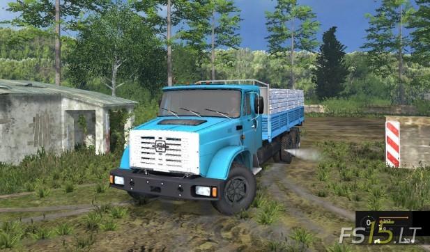 ZIL-133-Long