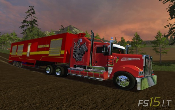 Zavatta-Edition-Kenworth-T908+Trailer-1